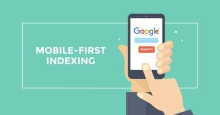 الگوریتم Mobile First Index